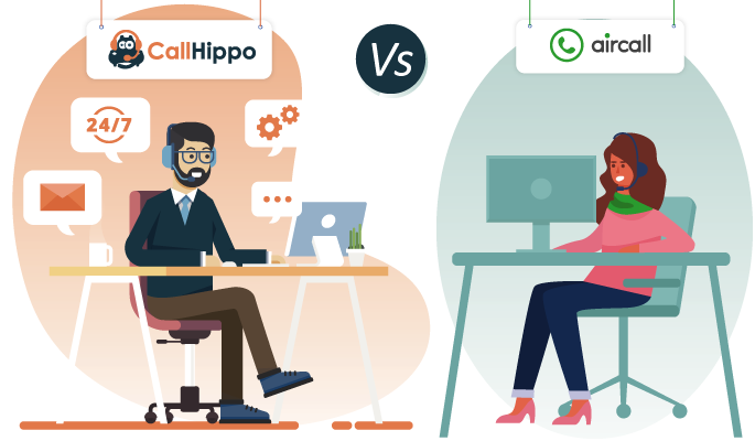 Best aircall Alternative and competitor