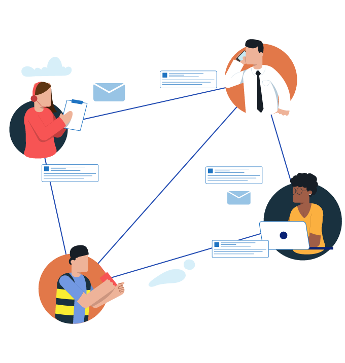 Internal Team Communication
