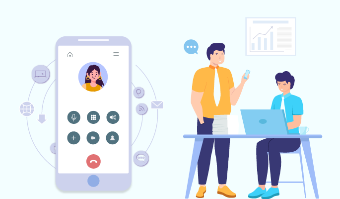 Internet Business Phone System