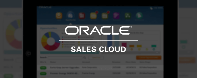 Oracle Sales