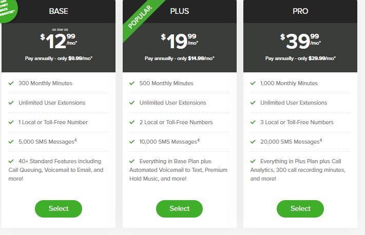 phone pricing
