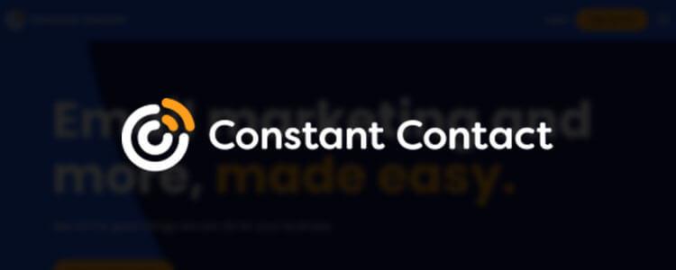 Constant Contact Integration
